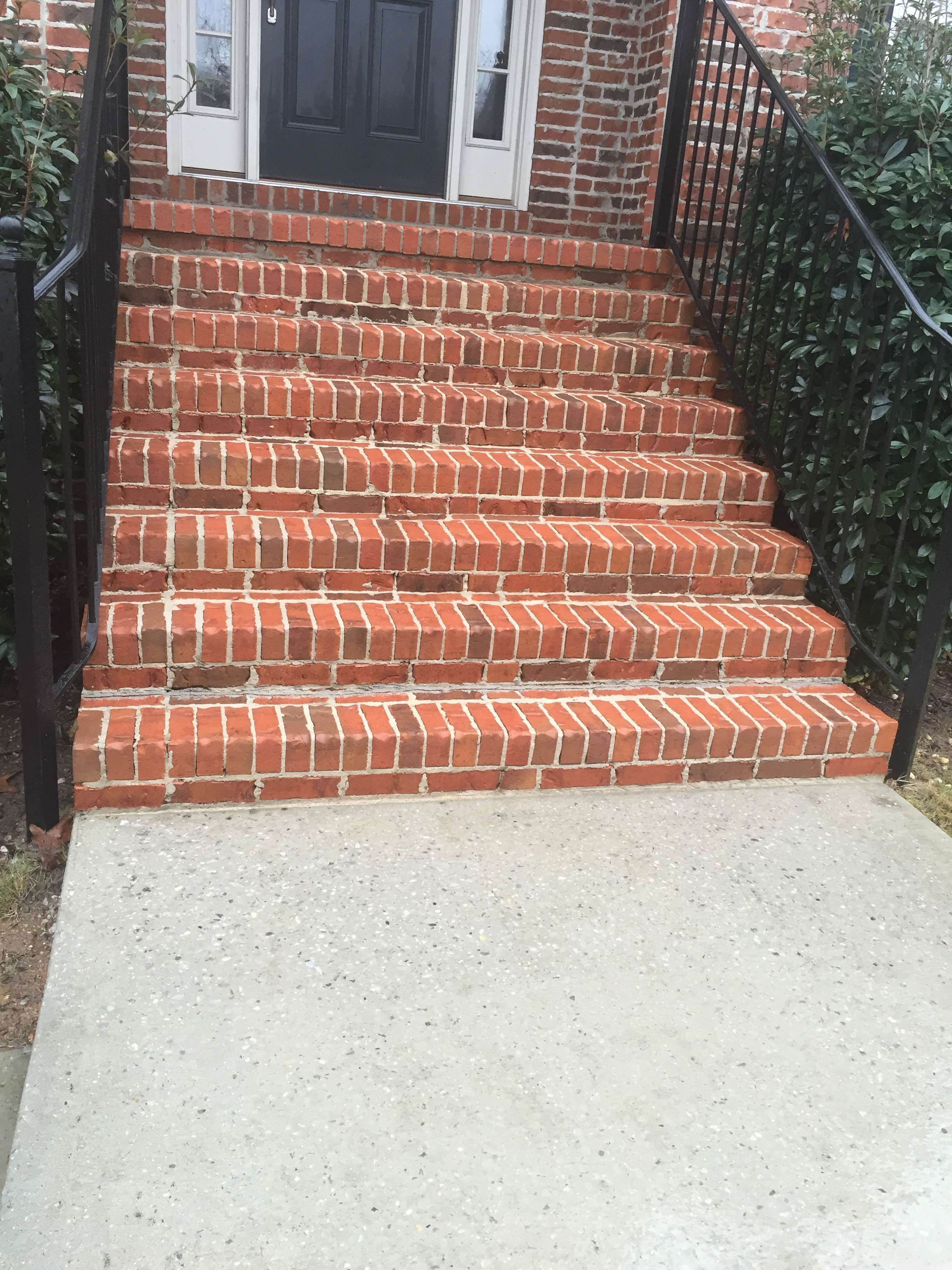 Brick Cleaning & Restoration Birmingham AL | Alabama Deck Restoration