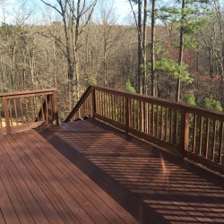Pelham, Alabama Deck Restoration
